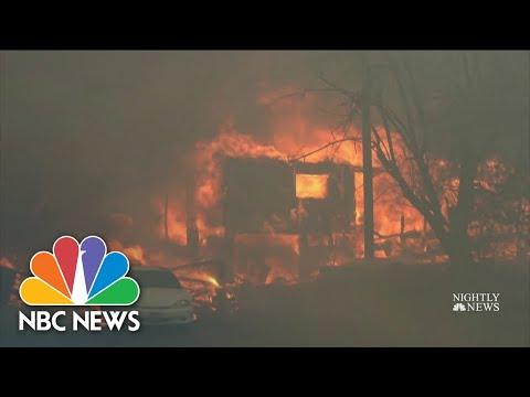 Dixie Fire Consumes Nearly 500,000 Acres and Destroys Entire City