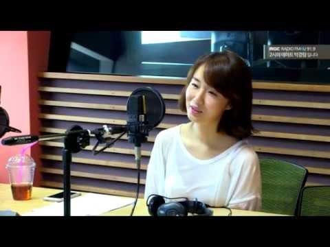 150728 박경림의 두시의 데이트 - 이정현 (Lee Jung Hyun)