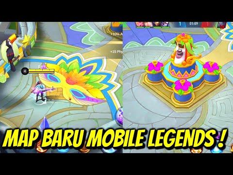 FULL MAP BARU MOBILE LEGENDS !! DAN HANZO TIDAK JADI DI REVAMP