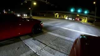 Houston street racing- Inner loop 1/19/2014