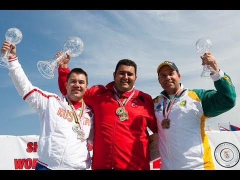 2010 Shotgun WCF Izmir Highlights - 2010 ISSF WORLD CUP FINAL