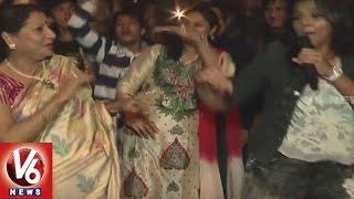 Upasana Kamineni Attend For Geetanjali Senior School Musical Night   Hyderabad   V6 News