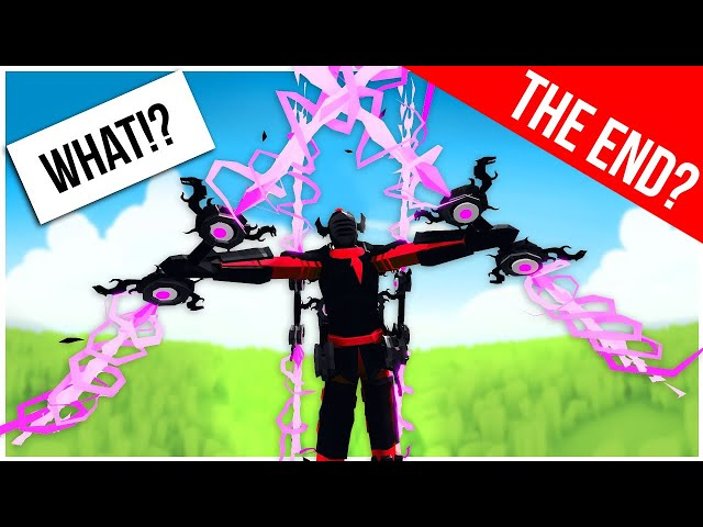 TABS - These Hidden Units Are Insane! - Totally Accurate Battle Simulator