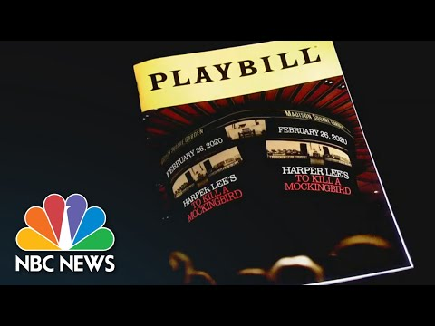18,000 Students See 'To Kill A Mockingbird' At Madison Square Garden | NBC Nightly News