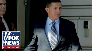 DOJ responds to Trump's full pardon of Michael Flynn