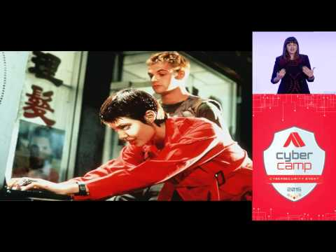 Conferencia de Keren Elazari en CyberCamp 2015
