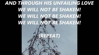 Bethel Music - We Will Not Be Shaken (Instrumental)