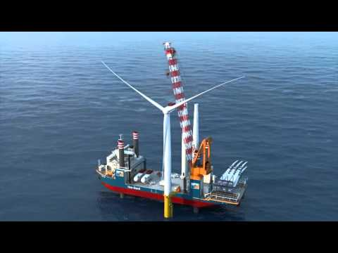 ENERGY From Canadian power company to a European offshore wind powerhouse