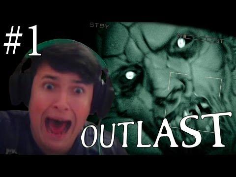 САМАЯ СТРАШНАЯ ИГРА В МИРЕ! [Outlast #1]