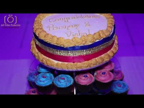 Poonam and Vishal - Engagement Highlights