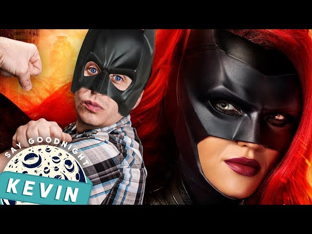 The Batwoman Trailer Reminds Me Of A Christian Movie