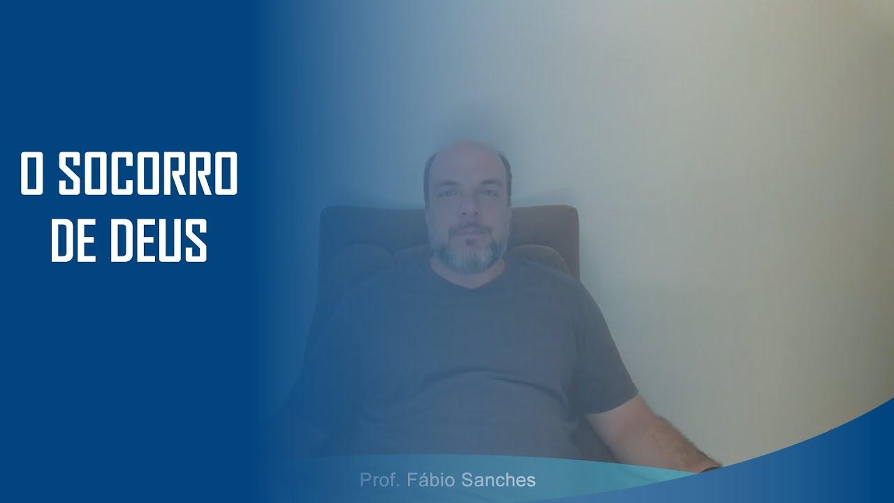 Fábio Sanches em período de pandemia - 2 Crônicas 7:14-15 e Tiago 4:8