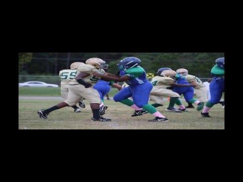 Landmark Middle School Football 2011