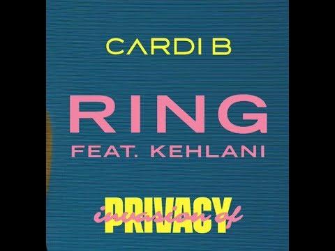 Cardi B feat. Kehlani - Ring feat. Kehlani (Audio 3D)