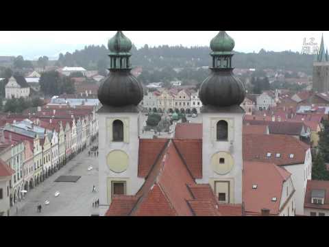 Telč - A Unique Town Square in Southern Moravia