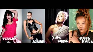 Tessanne Chin, Alaine, Tami Chynn & Queen Ifrica - Beautiful Sister