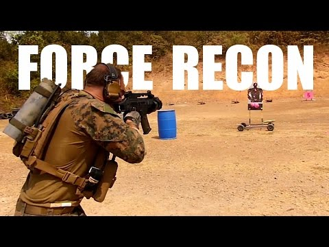 Welcome to the MEU | Force Recon