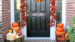 2017 Fall Porch Decorating Ideas