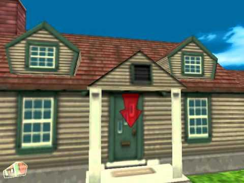 Jimmy Neutron Boy Genius PC Game Part 1