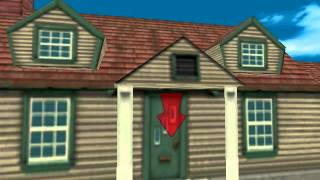 Jimmy Neutron Boy Genius PC Game Part 1