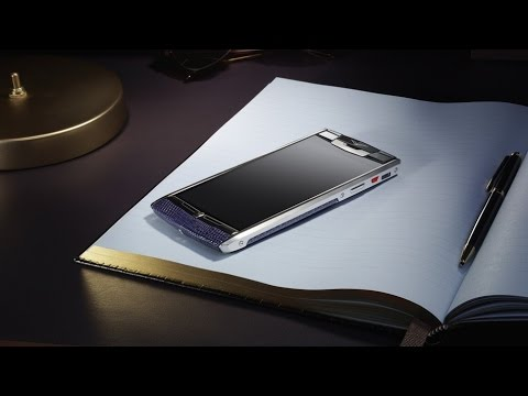 Vertu - A Luxury Mobile Phone Manufacturer