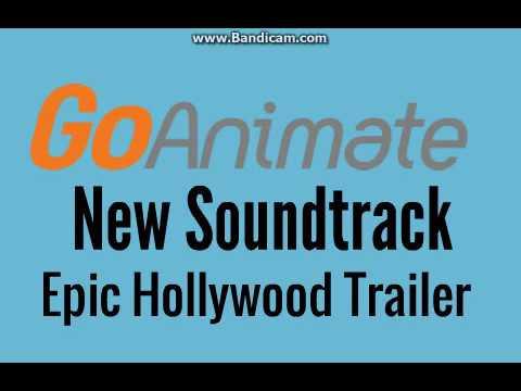 Goanimate New Soundtrack: Epic Hollywood Trailer