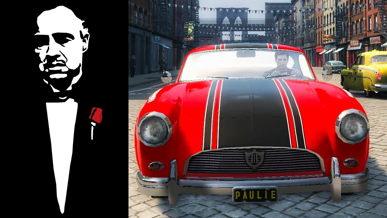 Mafia 2 Definitive Edition - The Godfather Theme Car Horn (Paulie from The Sopranos)