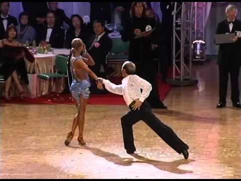 Asian Open 2010 - Riccardo Cocchi & Yulia Zagorouitchenko
