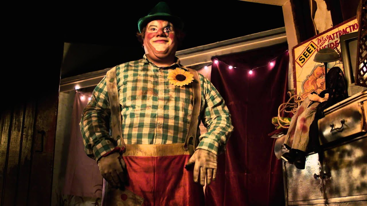 Scary clown commercial youtube scary clown commercial mozeypictures Choice Image