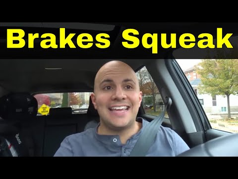 5 Reasons Why Brakes Squeak And Squeal