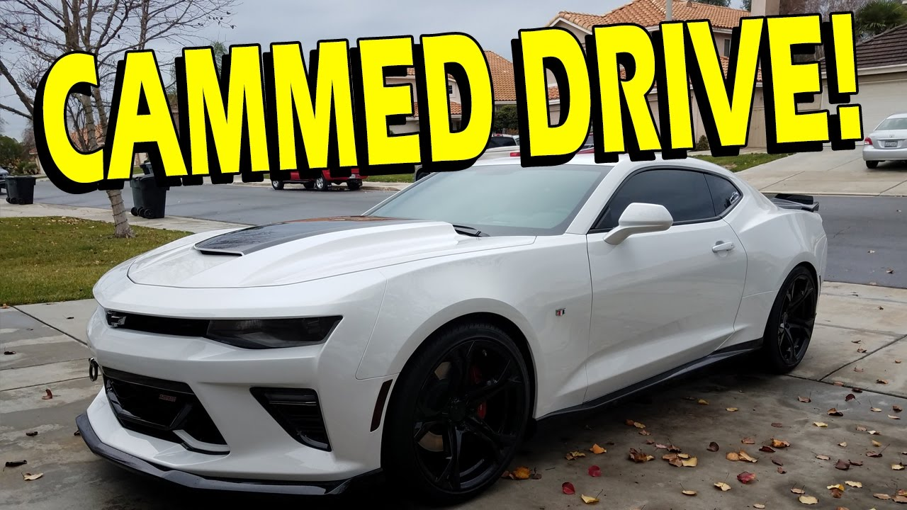 Driving a Cammed 6th Gen Camaro SS - Drive with Lethal | S2: EP1