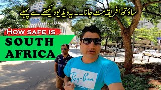 How Safe is South Africa for Tourists? South Africa Crime Explained