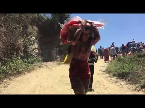 Plan International Aid distribution: Nepal Earthquake on YouTube