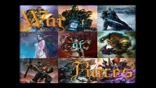 Warcraft 3 | War Of Races 0.49 | ICE TROLL | Hard Game