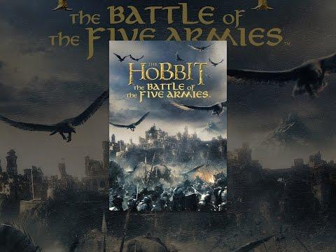 Download The Hobbit: The Battle of the Five Armies - Part 3 (2014)