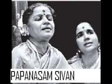 MS Subbulakshmi Radha viswanathan-Srinivasa thiruvenkata-Hamsaanandhi-aadi-Papanasam Sivan