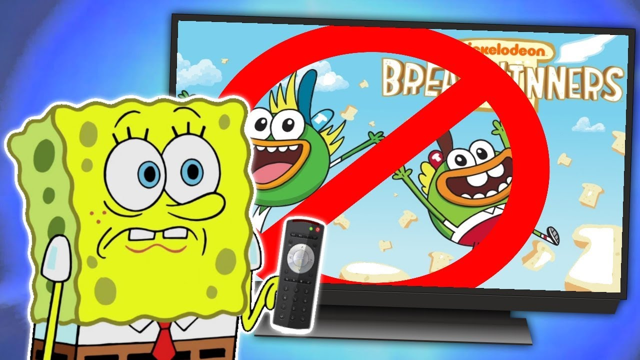 Download Nickelodeon's Breadwinners was Never Supposed to Exist as a TV Show
