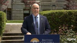 B.C. Premier John Horgan provides update on COVID-19 response – June 3, 2020