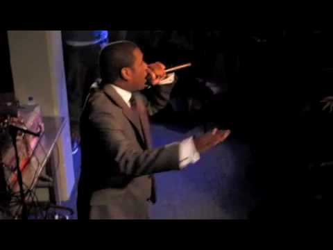 Jay Electronica Live at London's Jazz Cafe (Act 1)