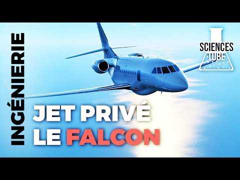 Jet privé :  le Falcons (Documentaire)