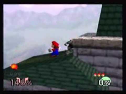 Hype (Mario) vs. Rob (Falcon) 40  