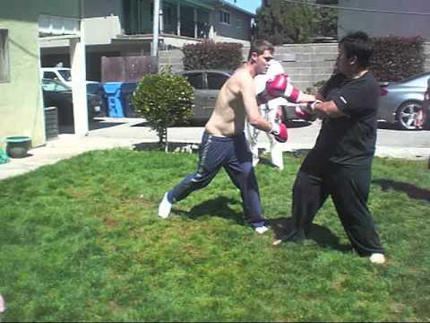 Backyard Fight Club - YouTube