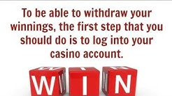 How to Withdraw Your Money from Online Casinos