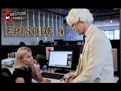 "Westside Comedy's ""ThisisMarkTwain@aol.com"" Episode 4"