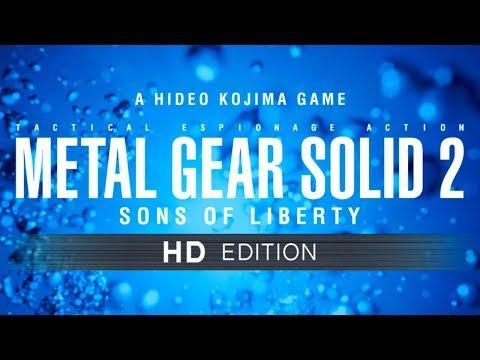 [GV-HDREC] MGS2 - メタルギア ソリッド HD エディション [1080p]