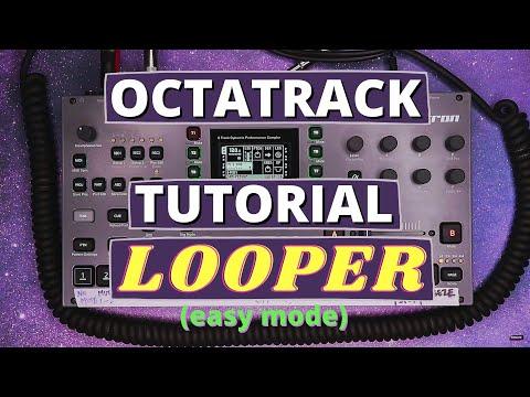 Octatrack Tutorial Video: Looper!