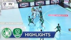 TSV GWD Minden - SC DHfK Leipzig   Highlights - LIQUI MOLY Handball-Bundesliga 2019/20