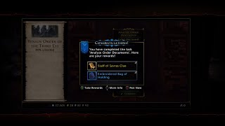 Neverwinter - Level 36 Human Ranger / The Past, the Present and the Future (Xbox One)