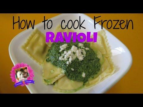 How long should you boil fresh ravioli