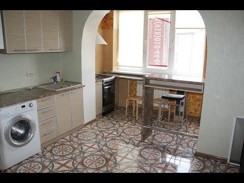 1 квартира с хорошим ремонтом под ключ в п. Яблоновском